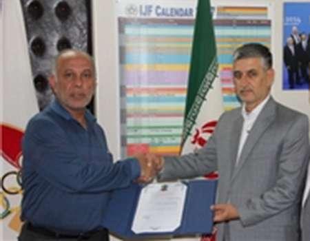 مسئول سابق هیات جودو فارس، رئیس کمیته داوران فدراسیون شد
