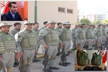 محیط بانان کرمان به جلیقه ضد گلوله مجهز شدند