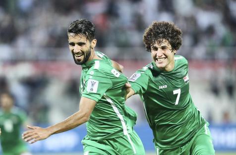 بشار رسن: تلاش  میکنیم به جام جهانی راه پیدا کنیم