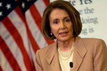 درخواست نانسی پلوسی برای بررسی حمله آمریکا به سوریه در کنگره