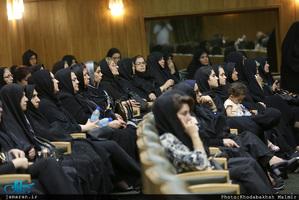 مراسم چهلمین روز درگذشت حجت الاسلام و المسلمین حمیدزاده