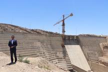 مشکل آب بخش ارم با آبگیری سد برطرف می شود