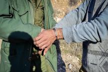 2 شکارچی خاطی دستگیر و به مرجع قضایی ابهر معرفی شدند