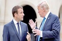 ادعای گاردین: فرانسه به دنبال راه اندازی خط اعتباری ۱۵ میلیارد دلاری برای ایران