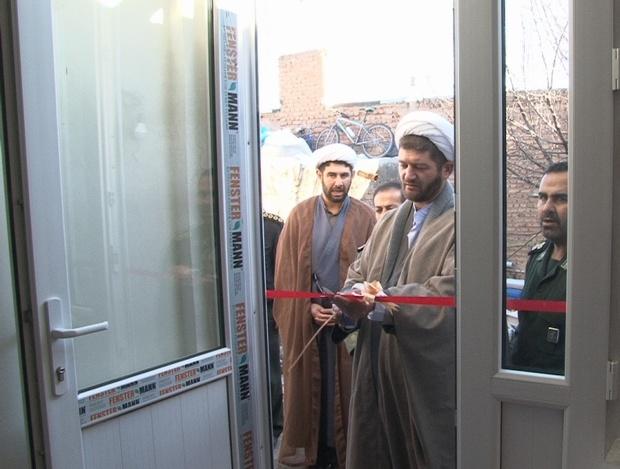 2 باب خانه محروم در شهرستان هریس افتتاح شد