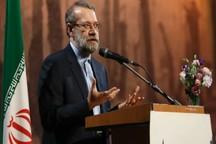 رئیس مجلس شورای اسلامی:جامعه بدون اقتصاد سالم به اهداف متعالی نمی رسد