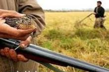 6 شکارچی متخلف در ارومیه دستگیر شدند