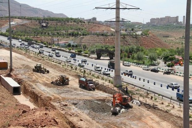 عملیات اجرایی کمربندی دوم تبریز آغاز شد