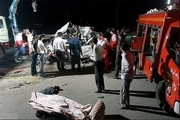 هراز بیشترین تصادف در ۲۴ ساعت گذشته مازندران