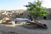رونق تلم زنی در روستاهای سبزدشت بافق
