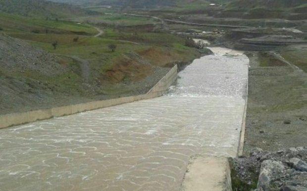 حجم آب ورودی به سدهای کردستان 16 میلیون مترمکعب افزایش یافت