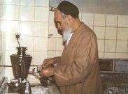 امام سماور را کجا برده بود؟
