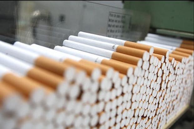 قاچاقچی سیگار در قزوین 540 میلیون ریال جریمه شد