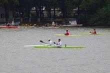 قایقران گلستانی مدال نقره  مسابقات قهرمانی آسیا  را کسب کرد