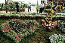 ششمین نمایشگاه گل و گیاه کرج آغاز به کار کرد