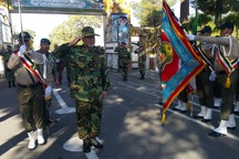 فرمانده نیروی زمینی ارتش از تیپپ 177 تربت حیدریه بازدید کرد