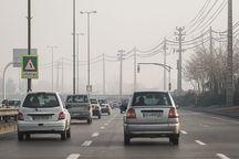 ادامه آلودگی هوا در ۶ شهر خوزستان