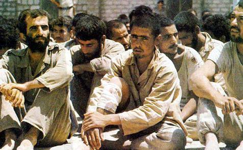 حال و هوای اردوگاههای اسرای ایرانی به هنگام شنیدن خبر رحلت امام