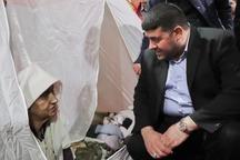 وزیر: امکانات بهداشتی و درمانی در مناطق سیل زده فراهم است