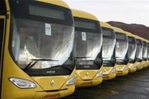 14 دستگاه اتوبوس به ناوگان حمل و نقل ری افزوده شد