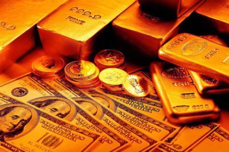 قیمت طلا و ارز در بازار جهانی