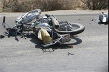 حادثه رانندگی با موتورسیکلت درایذه و هفتکل 2 کشته برجا گذاشت