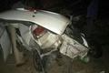 3 کشته در برخورد یک دستگاه کامیون با سواری در زاهدان