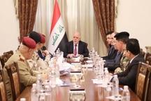 نیروهای گارد مرزی عراق در طول مرزهای این کشور با ترکیه مستقر می شوند