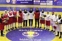 اردوی تیم ملی بسکتبال سه نفره زنان در گرگان برگزار می شود