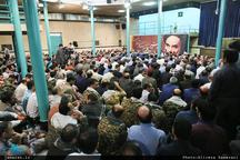 اعضای بسیج ادارات تهران با آرمان های امام(س) تجدید میثاق کردند