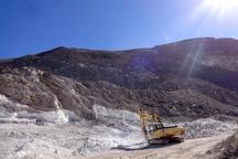 170 میلیارد ریال در بخش معدن نهبندان سرمایه گذاری شد