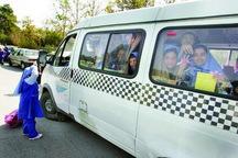 سازمان تاکسیرانی نظارت ویژه بر خودروهای سرویس مدارس دارد