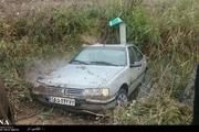 واژگونی خودرو درگوهر باران میاندرود چهار کشته بر جای گذاشت