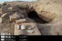 انهدام 12 باند حفاران غیر مجاز آثار باستانی در مازندران