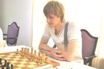 شطرنجباز اوکراینی پیشتاز رقابت های بین المللی اوپن ابن سینا