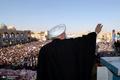 واکنش روحانی به شعارها علیه خود+ فیلم
