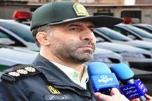 کیف قاپ حرفه ای با 22 فقره سرقت در فردیس دستگیر شد