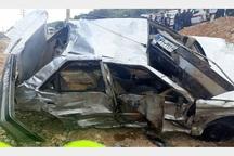 واژگونی خودروی پراید در چرام یک کشته و یک مصدوم بر جا گذاشت