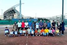 مسابقات تنیس سه جانبه ارومیه با قهرمانی میزبان پایان یافت