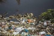 مدفن پسماند دشت آزادگان یک ماه غرق سیلاب است