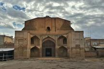 مرمت مسجد مدرسه حیدریه قزوین آغاز شد