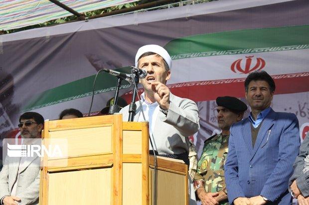 ۱۳ آبان روز پایان سیطره آمریکا بر ایران است