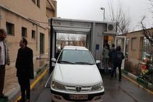 نخستین واحد سیار معاینه فنی خودرو در تهران راه اندازی شد