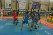 رقابت های کبدی پسران جوان کشور در شیراز آغاز شد