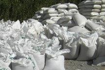 کشف 25 تن کود شیمیایی خارجی قاچاق به ارزش 2.5 میلیارد ریال در یزد