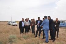 بهره وری آب با اجرای سامانه نوین آبیاری 25درصد افزایش یافت