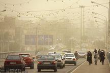 آلایندههای جوی در خراسان رضوی افزایش مییابد