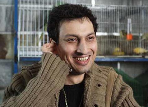 شوخی ارژنگ امیرفضلی با جشنواره جام جم و واکنش رضا رشیدپور + عکس