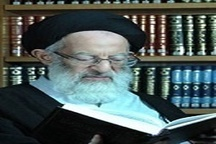 برگزاری همایش تجلیل از آیتاله العظمی شبیری زنجانی در زنجان