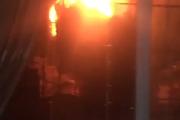 پهپاد های رژیم صهیونیستی دفتر اسماعیل هنیه را دز غزه مورد هدف قرار داد